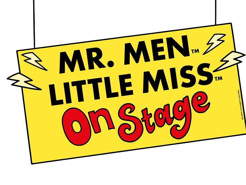 Mr Men & Little Miss On Stage