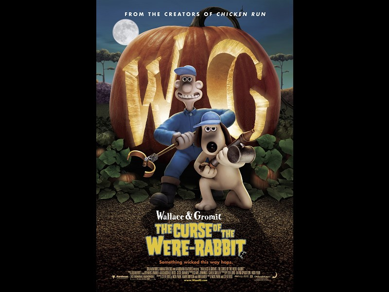 Wallace and Gromit- Curse of the Were Rabbit