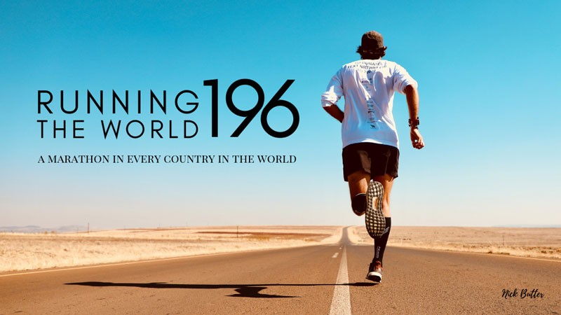 Nick Butter: Running The World 196