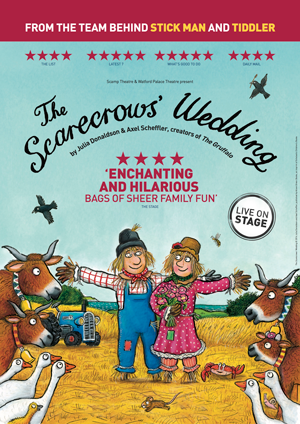 Scarecrows Wedding