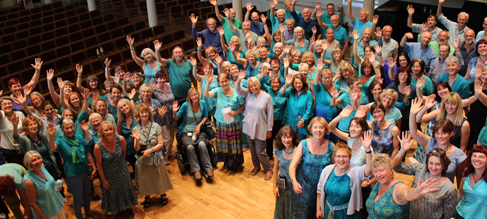 PEOPLE OF NOTE COMMUNITY CHOIR SUMMER CONCERT