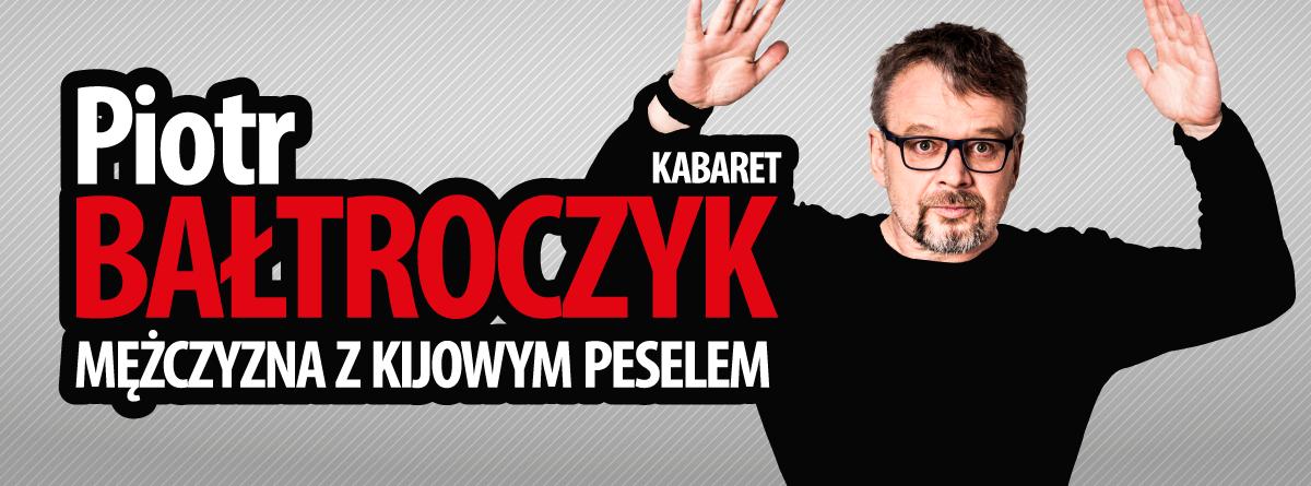 Polish Comedy Night: kabaret Piotr Baltroczyk