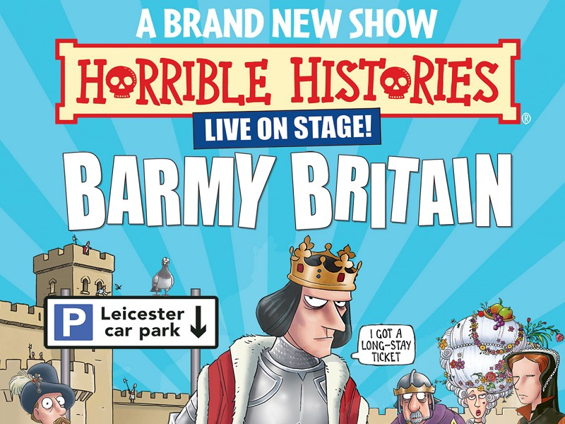 Horrible Histories; Barmy Britain