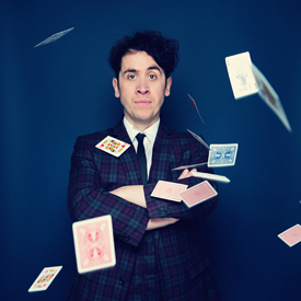 Pete Firman; Marvels