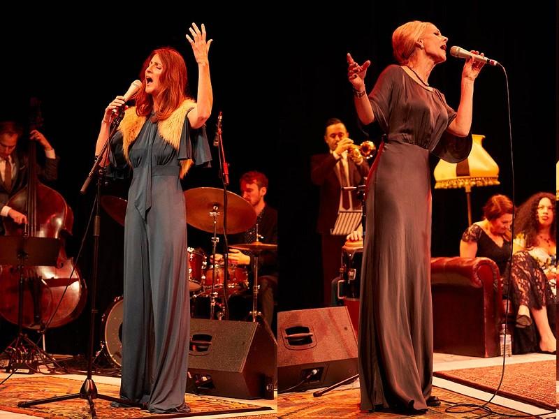 Jazz Dames 4