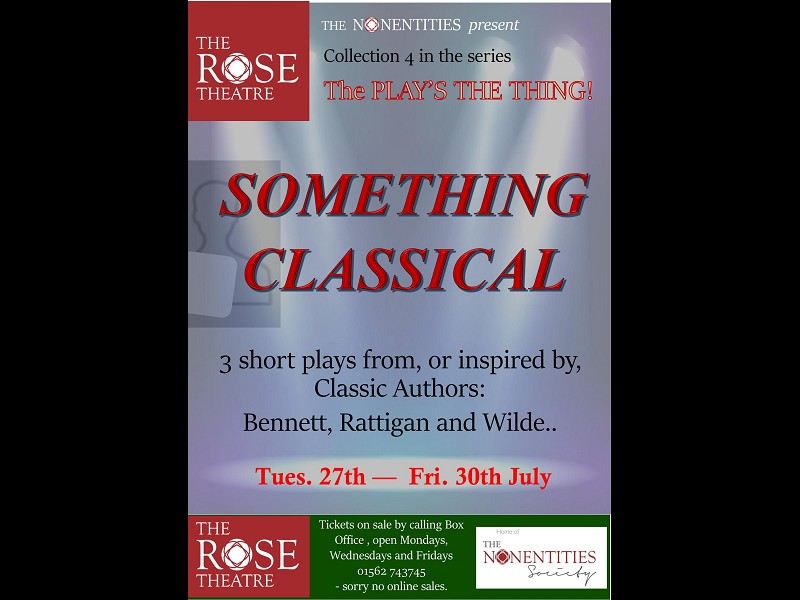 Something Classical (27-30 July)