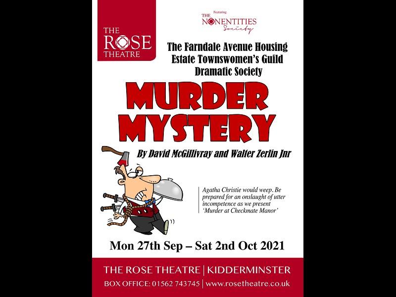 The Farndale Murder Mystery