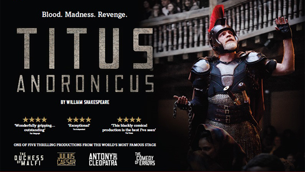 Globe on Screen : Titus Andronicus