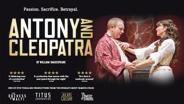 Globe on Screen : Antony & Cleopatra