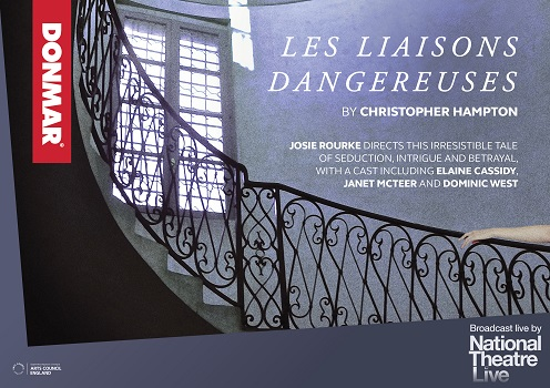 NT Live:Les Liaisons Dangereuses