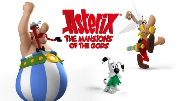 Asterix And Obelix - Mansion Of The Gods