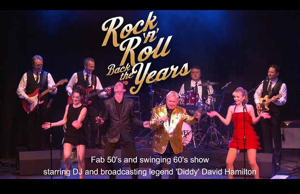 David Hamilton's Rock 'n' Roll Back The Years
