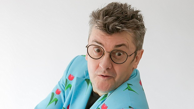 Joe Pasquale - One man and his bog
