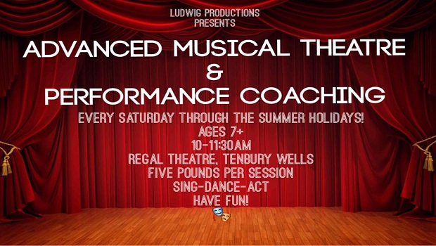 Advanced Musical Theatre & Performance Coaching