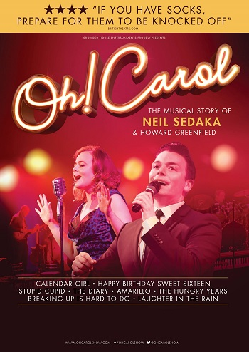 Oh Carol! The Musical Story of Neil Sedaka & Howard Greenfield