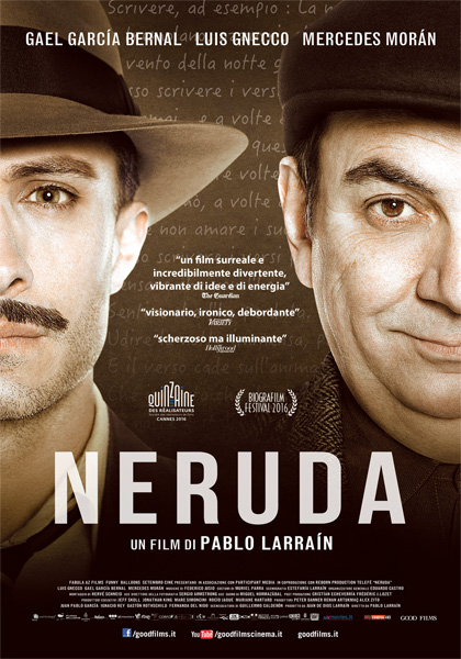 World Cinema Series: Neruda