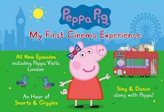 Peppa Pig: My 1st Cinema Experience