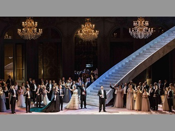 La Traviata - Direct from Rome
