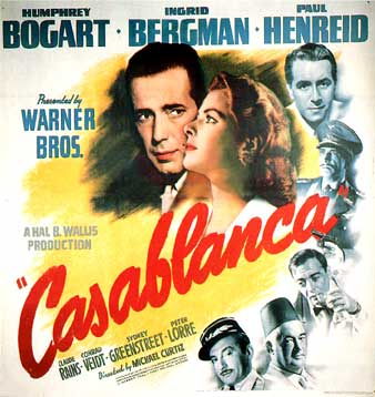 Casablanca - the classic