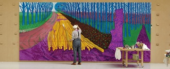 EOS: David Hockney
