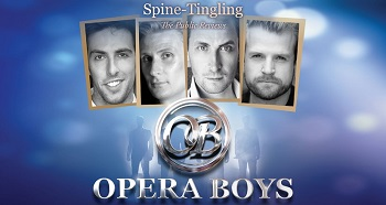 Opera Boys - Live on Stage