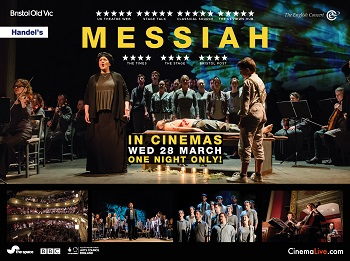 Handel's Messiah - Direct from the Bristol Old Vic