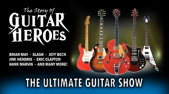 Guitar Heroes - Live on Stage