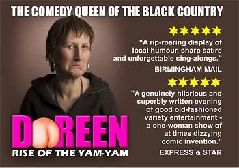 Doreen - Rise of the Yam-Yam