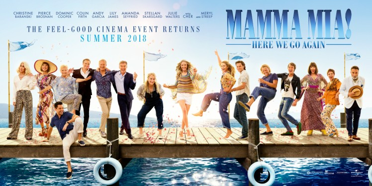 Mamma Mia 2: Here We Go Again!