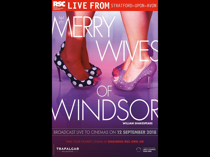 RSC Live: Merry Wives of Windsor