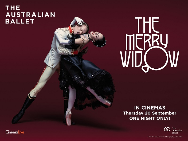The Merry Widow: AUS Ballet
