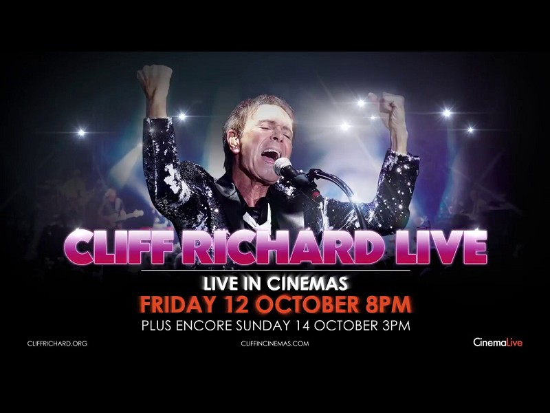 Cliff Richard: 60th Anniversary Tour