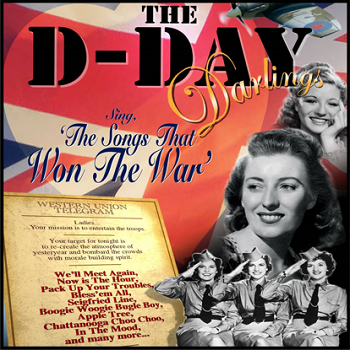 The D-Day Darlings - live on stage