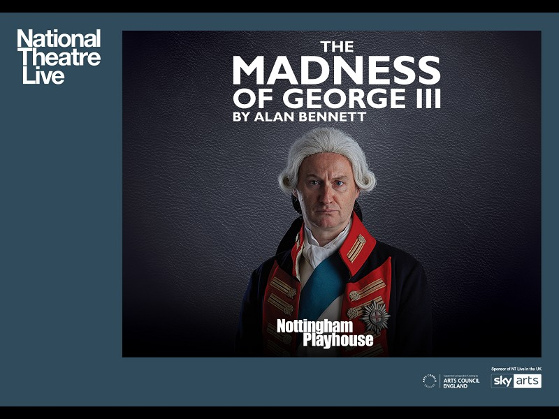 NT Live: The Madness of King George