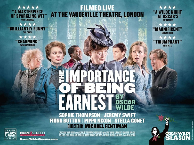 Oscar Wilde: The Importance of Being Earnest