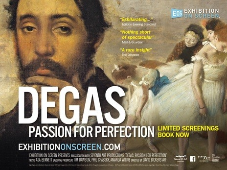 EOS: Degas, Passion for Perfection