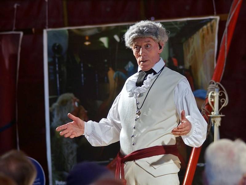Audacious Mr Astley