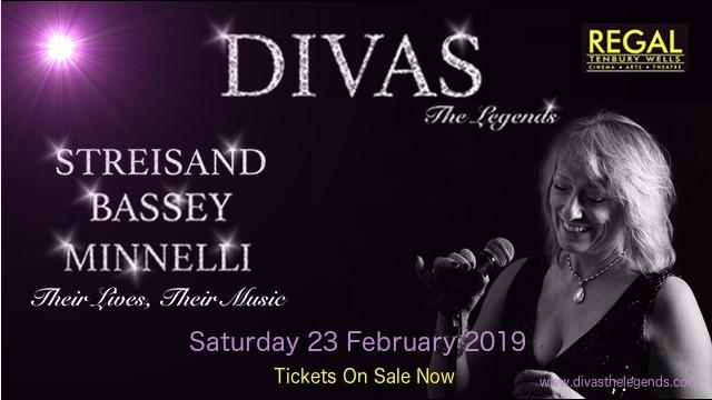 DIVAS - the legends
