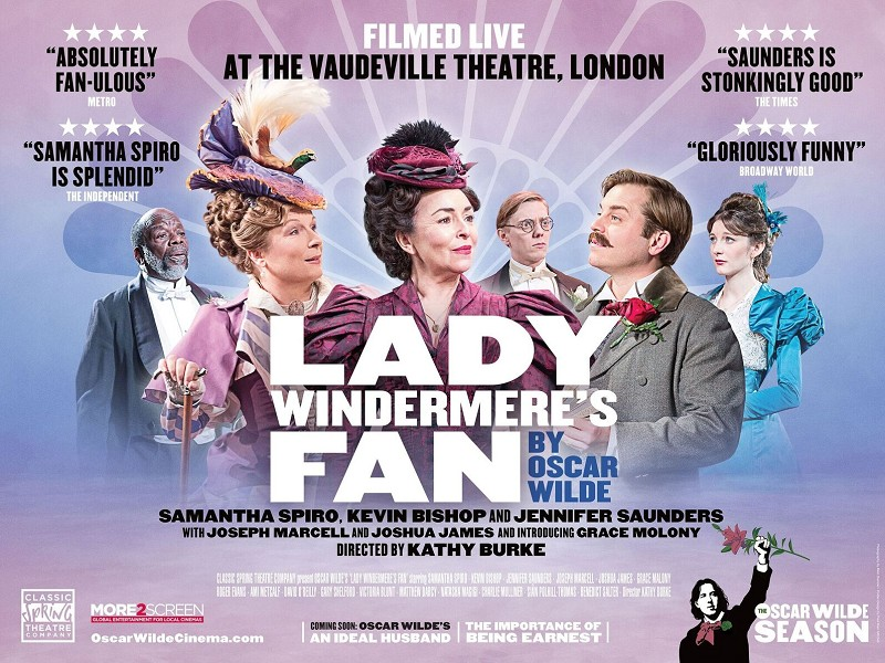Lady Windermere's Fan: Encore Screening