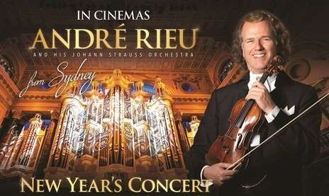Andre Rieu New Year's Concert