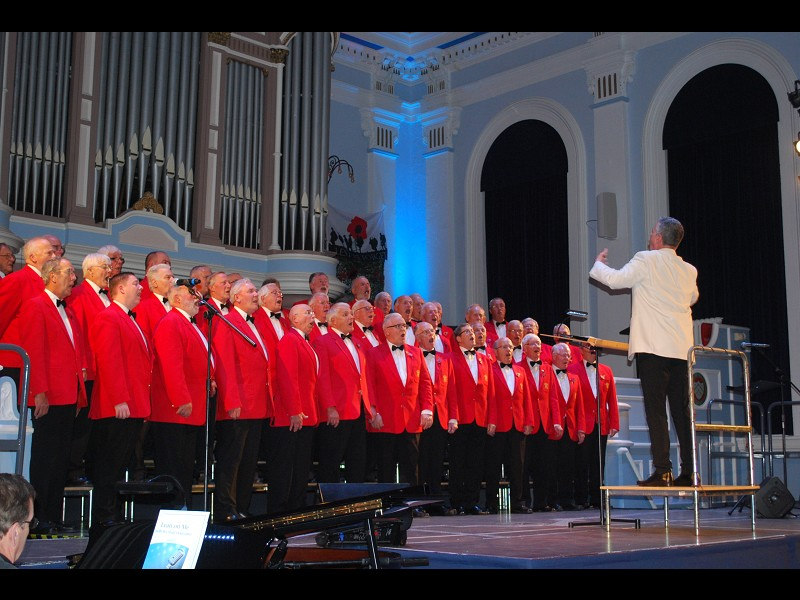 Kidderminster Male Choir