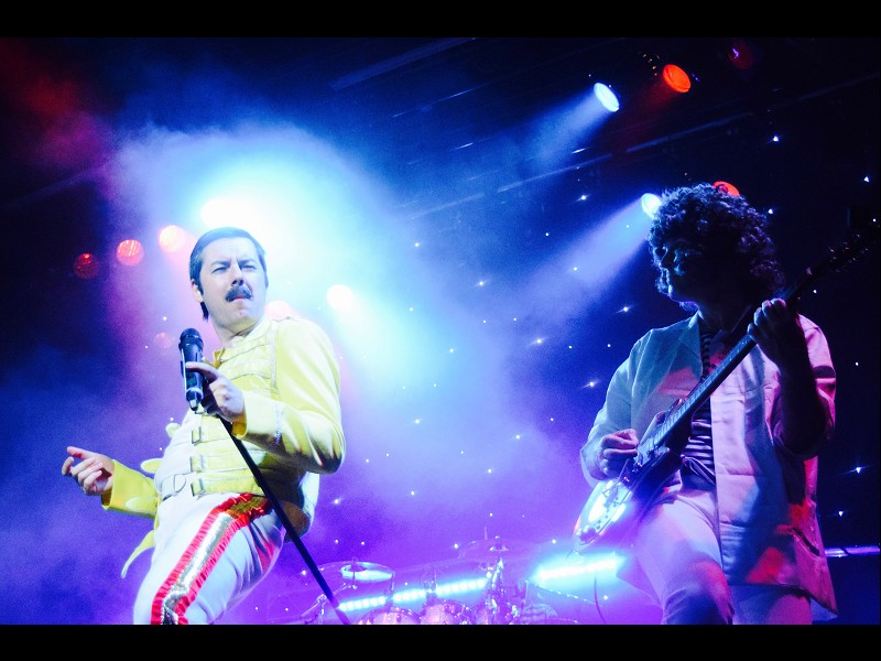 Majesty - the UK's Ultimate Queen Tribute