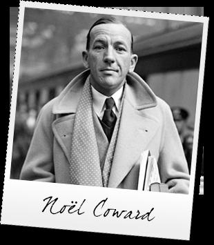 Coward, Canapes & Cocktails