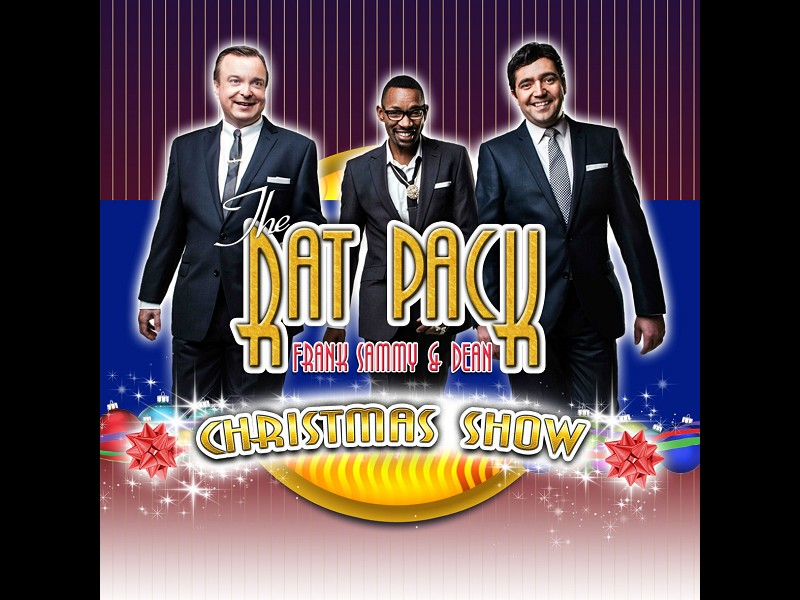 The Rat Pack Swinging Christmas Show