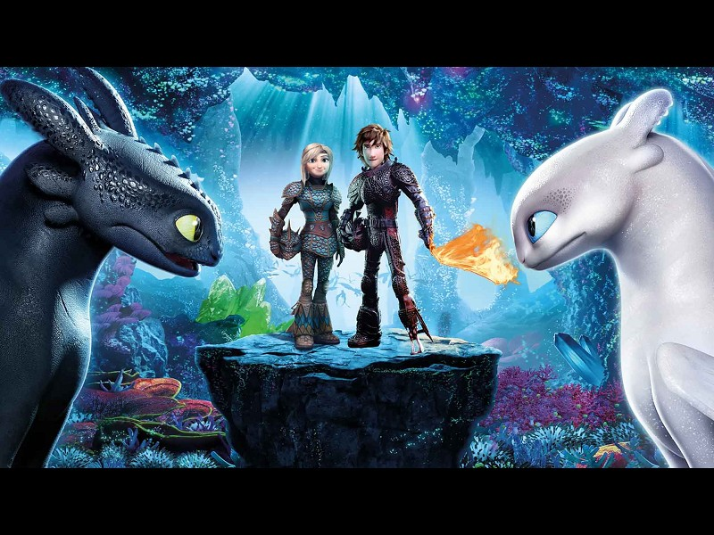 How To Train Your Dragon: Hidden World