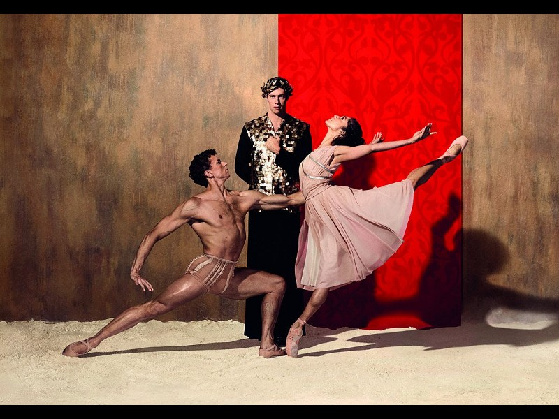 Spartacus, Australian Ballet