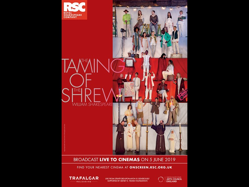 RSC Live: Taming of the Shrew