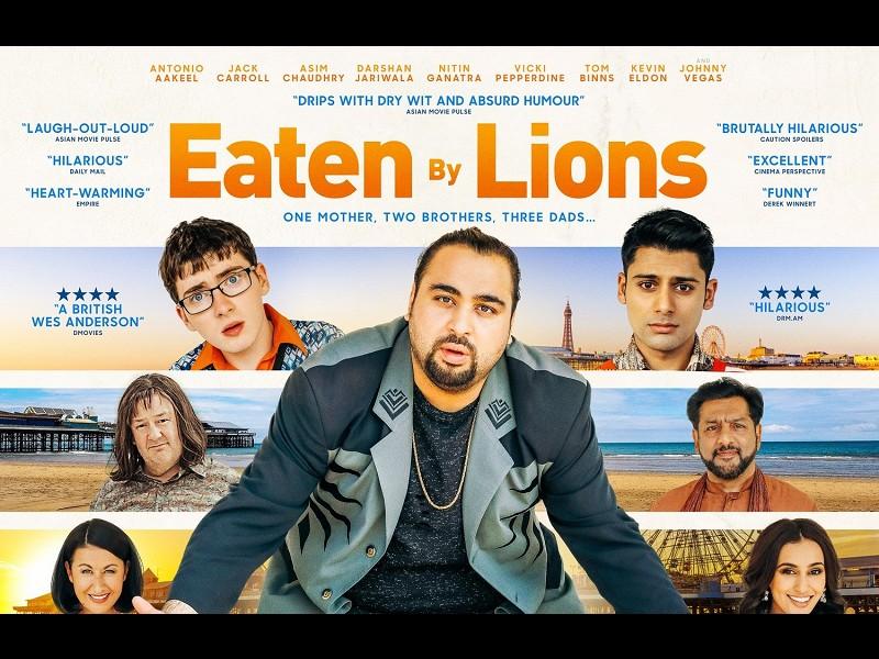 Eaten By Lions