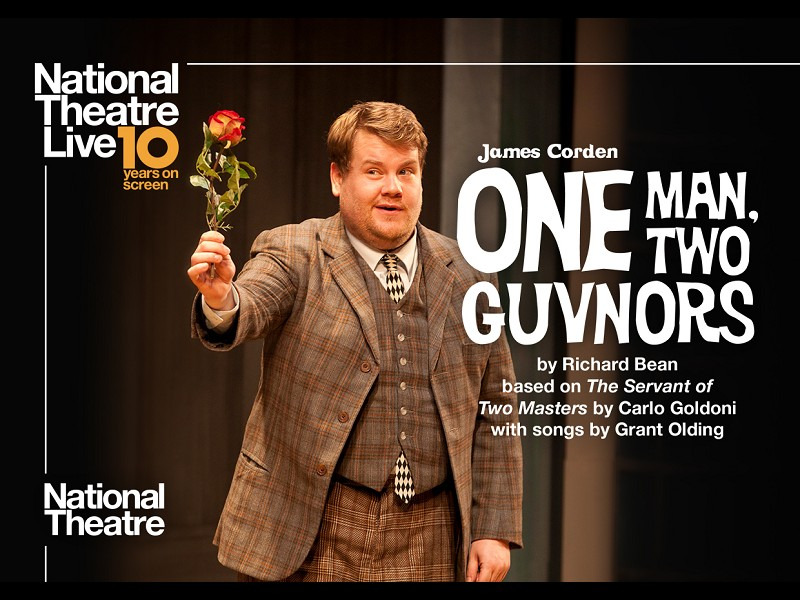 NT Live: One Man, Two Guvnors (Encore Screening)
