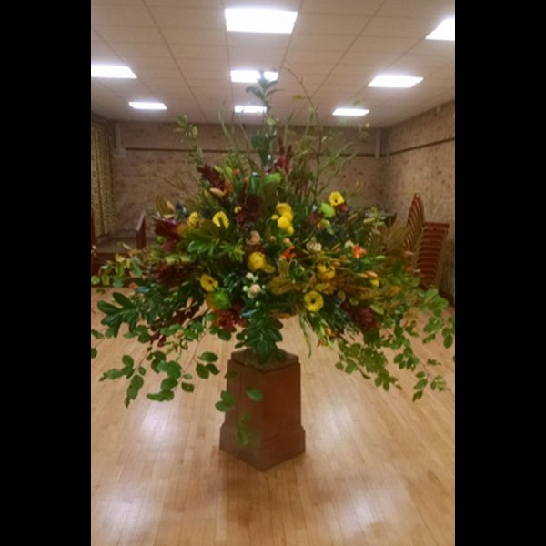 Tenbury Wells Floral Art Club